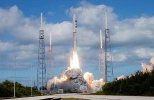 New Horizons liftoff